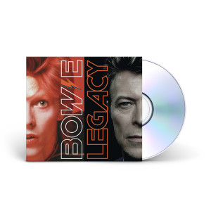 David Bowie Legacy 2-disc CD