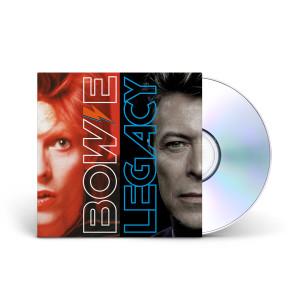 David Bowie Legacy CD