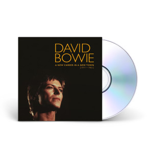 David Bowie A New Career In A New Town (1977-1982) 11 CD Set