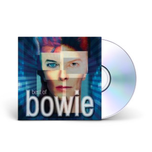 David Bowie Best Of Bowie 2CD