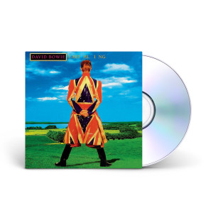 David Bowie Earthling CD