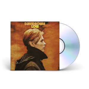 David Bowie Low (2017 Remastered Version) CD