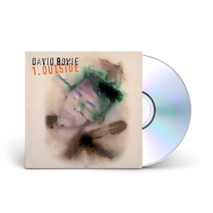 David Bowie 1. Outside CD