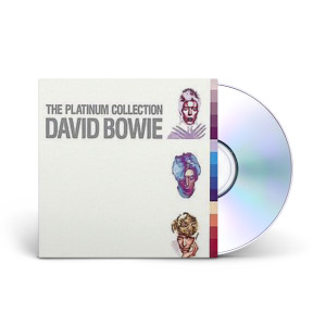 David Bowie Platinum Collection CD