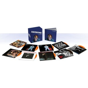 David Bowie Who Can I Be Now? (1974 to 1976) (12CD) CD Box Set