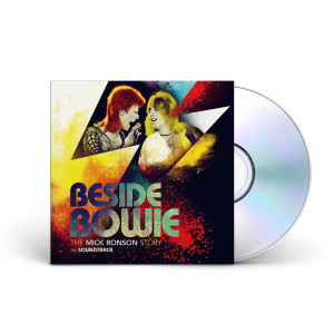 Beside Bowie: The Mick Ronson Story Soundtrack CD