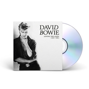 David Bowie: Loving the Alien (1983-1988) 11-disc CD Box Set