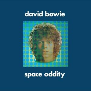 "David Bowie Space Oddity (2019 Mix) Vinyl 12"""