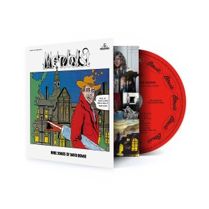 Metrobolist (aka The Man Who Sold The World) CD