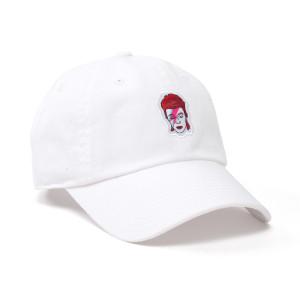White Aladdin Sane Hat