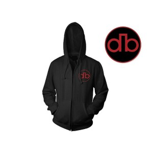 Is it any wonder? Black Zip Hoodie