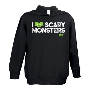 Scary Monsters Youth Hoodie