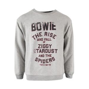David Bowie Ziggy Stardust Graphic Sweatshirt