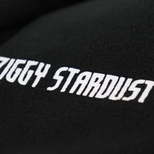 David Bowie Ziggy Stardust Black and White Robe