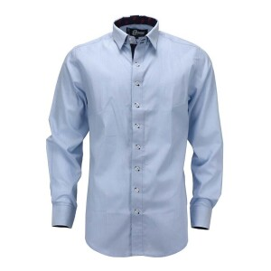 David Bowie Light Blue Aladdin Sane Shirt