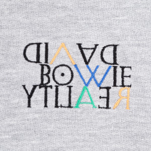 David Bowie Reality Hoodie
