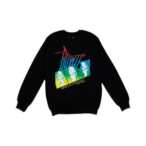 Serious Moonlight Crew Neck Sweatshirt
