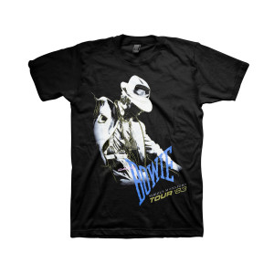 Serious Moonlight Negative Photo T-Shirt