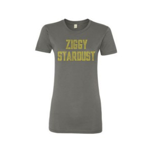 Women's Ziggy Stardust T-Shirt