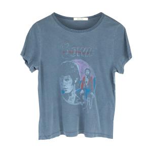 Vintage Circle Photo T-shirt