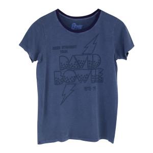 Women's 1972-73 Ziggy Stardust Tour Shirt