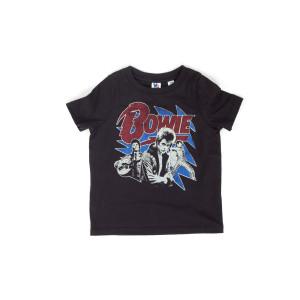Kids Blue Bolt Face T-Shirt