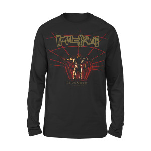 Bowie Glass Spider Montreal '87 Longsleeve