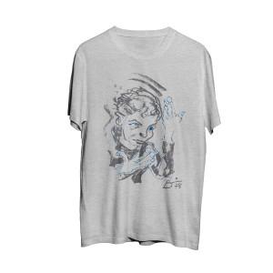 """Heroes"" Album Art T-shirt"