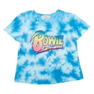 David Bowie Rainbow Logo Youth Tee