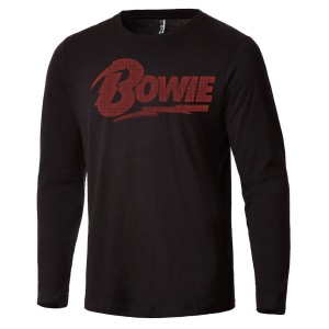 Bowie Long Sleeve T-Shirt