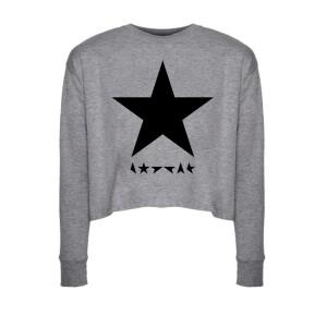 Blackstar Long Sleeve Crop Top