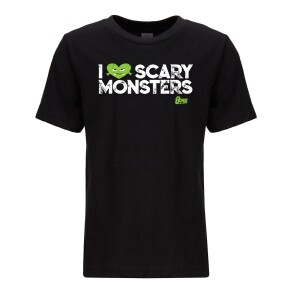 Scary Monsters Youth Tee