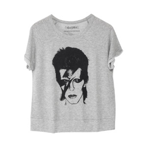 Aladdin Sane Lauren Moshi Short Sleeve Women's T-Shirt