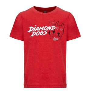 Diamond Dogs Rad Youth Tee