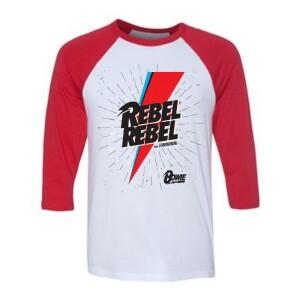 Rebel In Training Youth Raglan