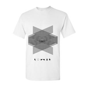 Women's Blackstar Crossed Signals T-Shirt
