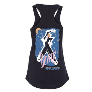 Let's Dance Tour '83 Racerback Tank