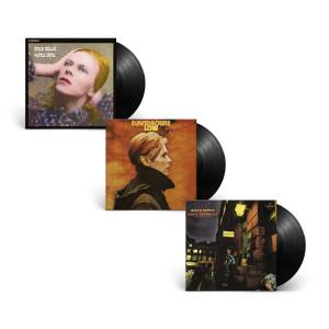 David Bowie Essential LP Starter Pack
