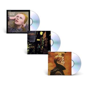 David Bowie Essential CD Starter Pack