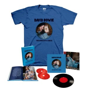 David Bowie The Width Of A Circle T-Shirt + Choice of Media