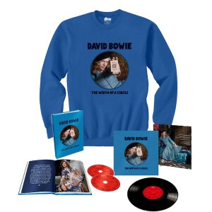 David Bowie The Width Of A Circle Crewneck + Choice of Media