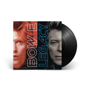 David Bowie Legacy LP