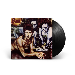 David Bowie Diamond Dogs (2016 Remastered Version)(Vinyl) LP