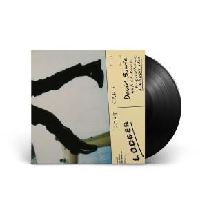 David Bowie Lodger (2017 Remastered Version)(Vinyl) LP