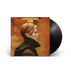 David Bowie Low (2017 Remastered Version)(Vinyl) LP