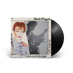 David Bowie Scary Monsters (And Super Creeps) (2017 Remastered Version) LP