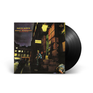 David Bowie The Rise and Fall Of Ziggy Stardust And The Spiders From Mars (180 Gram Vinyl) LP