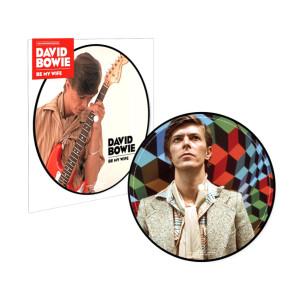 "David Bowie Be My Wife (40th Anniversary)(Vinyl Single) 7"" LP"