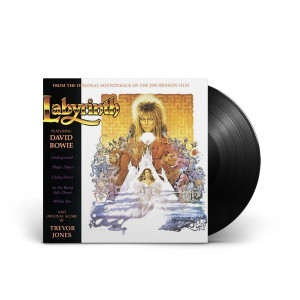 David Bowie Labyrinth LP