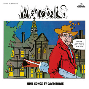 Metrobolist (aka The Man Who Sold The World) LP